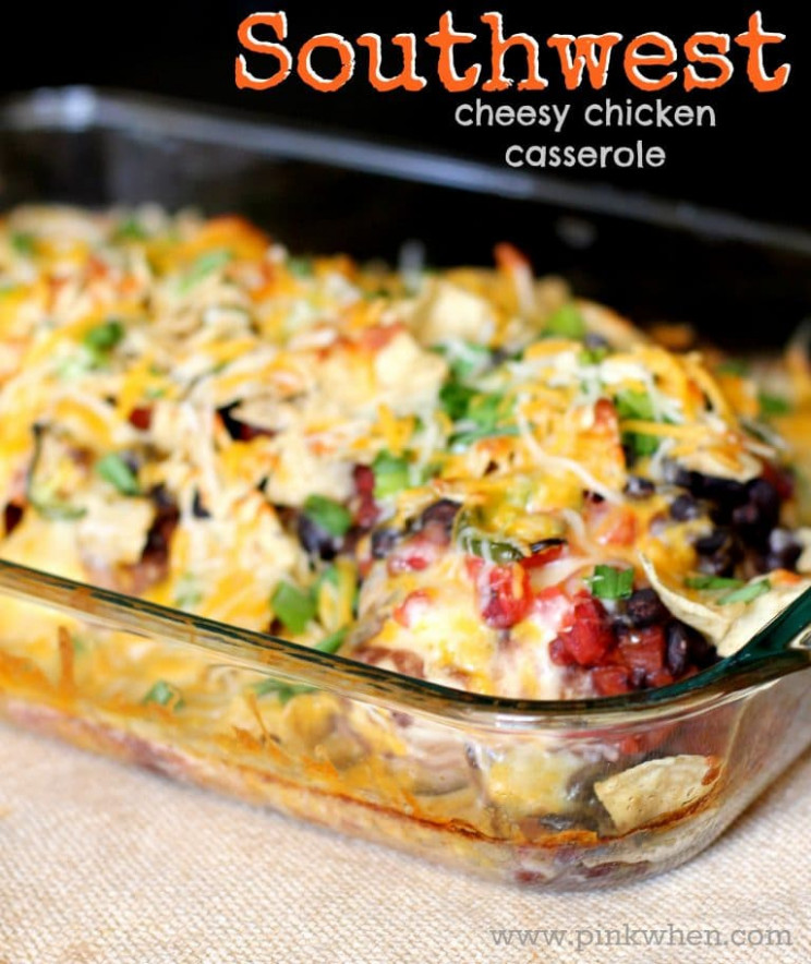 Easy Baked Chicken Breast Recipes - PinkWhen
