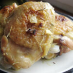 Easy Baked Chicken Thighs 03