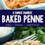 Easy Baked Penne – This Easy Pasta Casserole Is FULL Of …