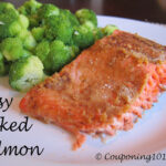 Easy Baked Salmon Recipe – Couponing 101