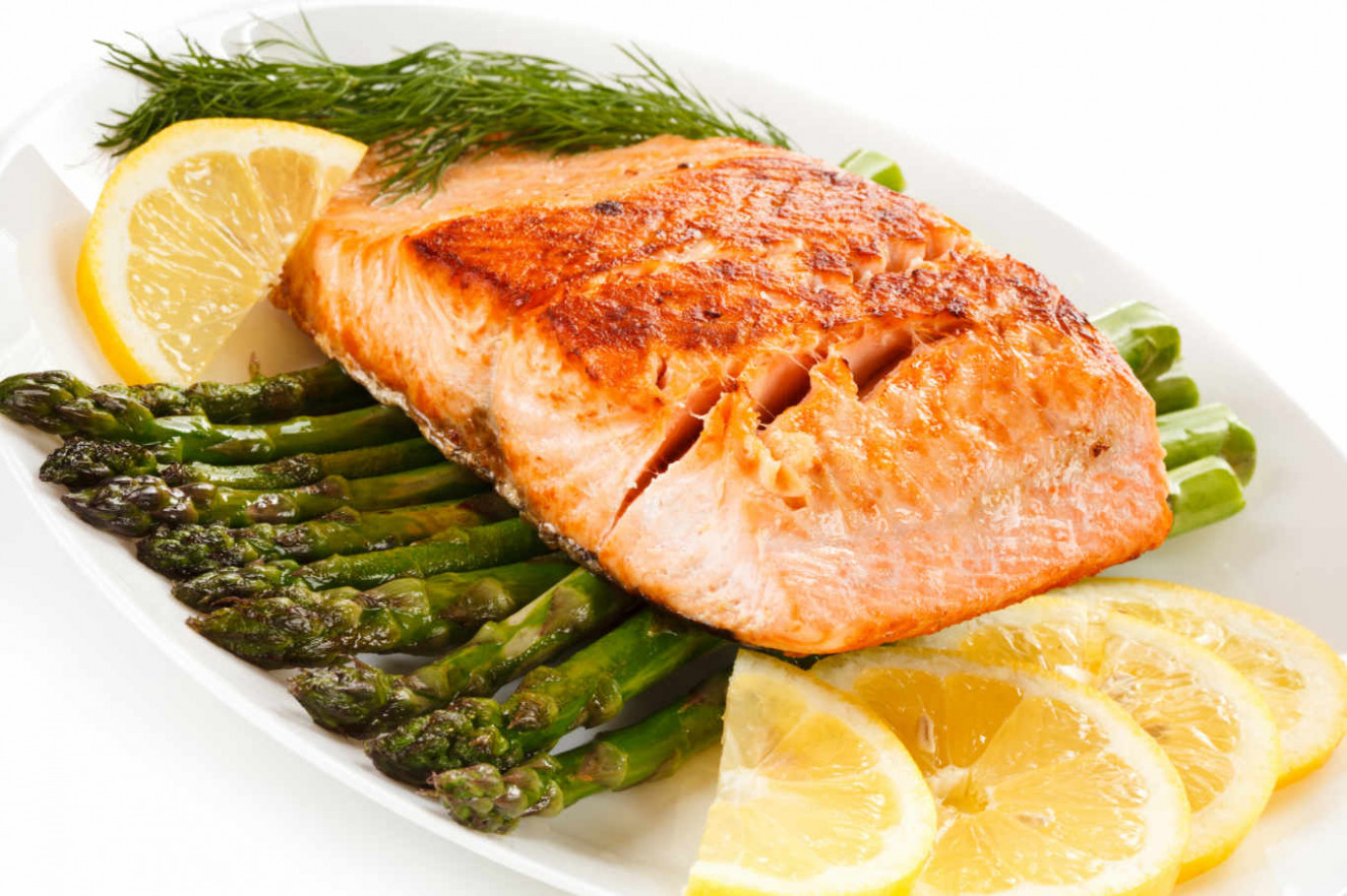 Easy Baked Salmon Recipe | dLife