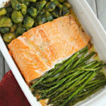 Easy Baked Salmon Recipe | Six Sisters' Stuff