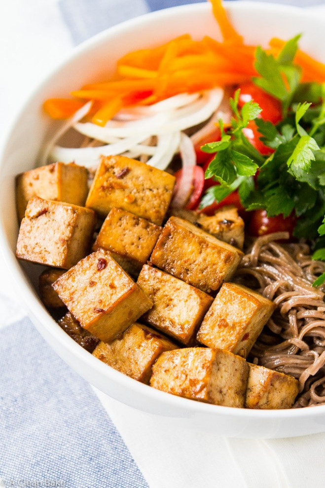 Easy Baked Tofu Recipe — Dishmaps