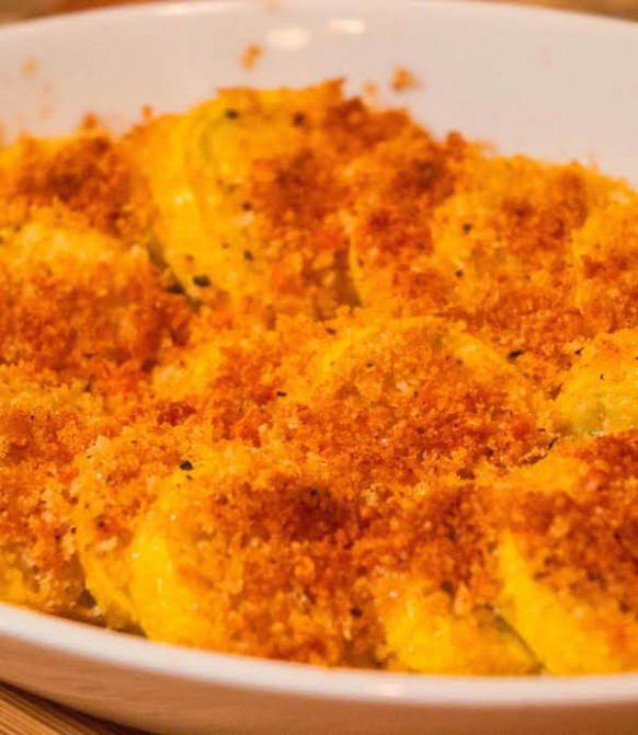 Easy Baked Yellow Squash Recipe | Just A Pinch Recipes