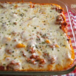 Easy Baked Ziti – The Country Cook