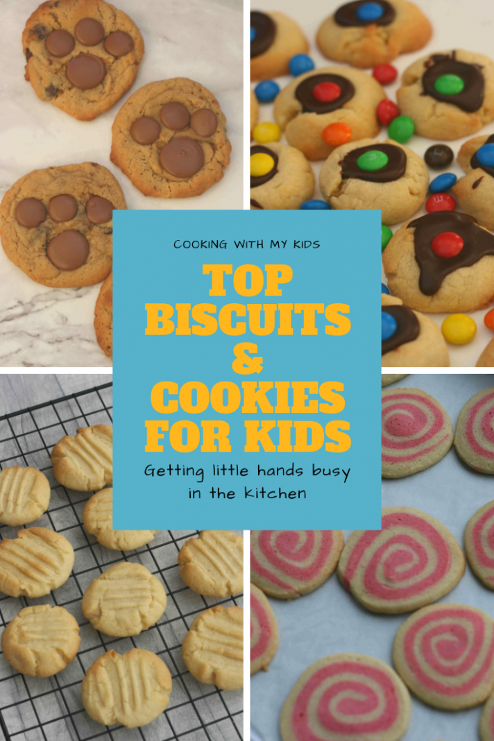 Easy Biscuit Recipes For Kids | Food Heaven! In 10 | Easy …