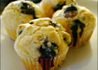 Easy Blueberry Muffins   Food Fun Friday   Mess for Less