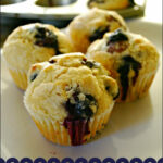 Easy Blueberry Muffins – Food Fun Friday – Mess For Less