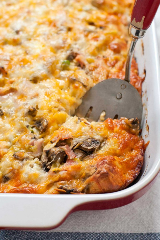 easy breakfast casseroles for a crowd