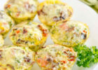 Easy Breakfast Egg Muffins | Delicious Meets Healthy