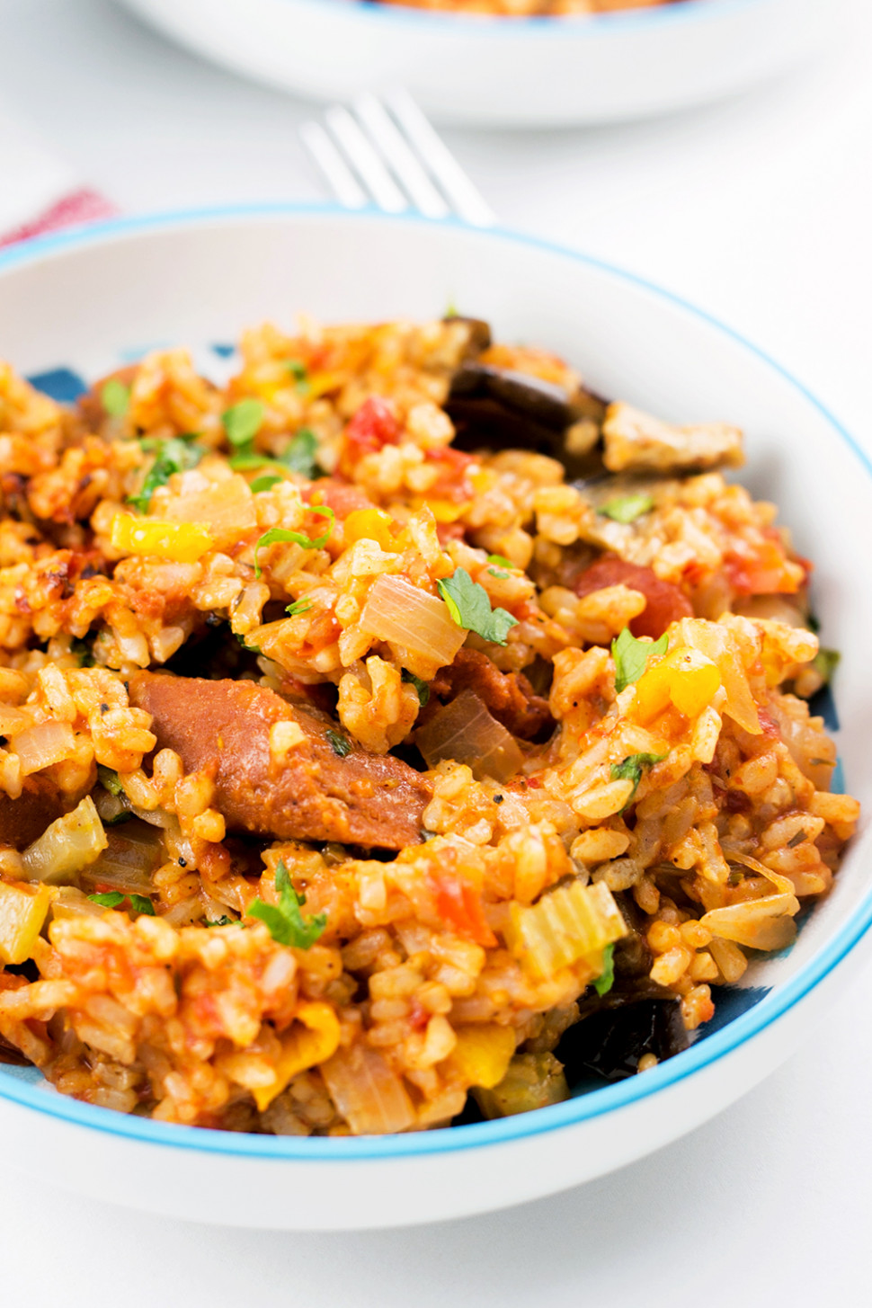 Easy Cajun Jambalaya Recipe — Dishmaps