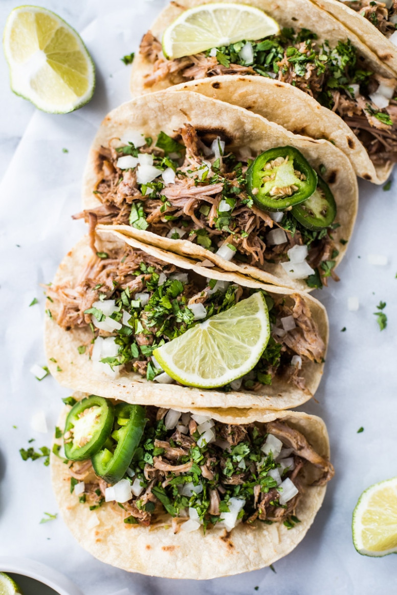Easy Carnitas Recipe - Isabel Eats Easy Mexican Recipes