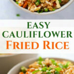 Easy Cauliflower Fried Rice Recipe – Primavera Kitchen