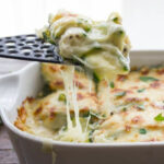 Easy Cheesy Zucchini Parmigiano