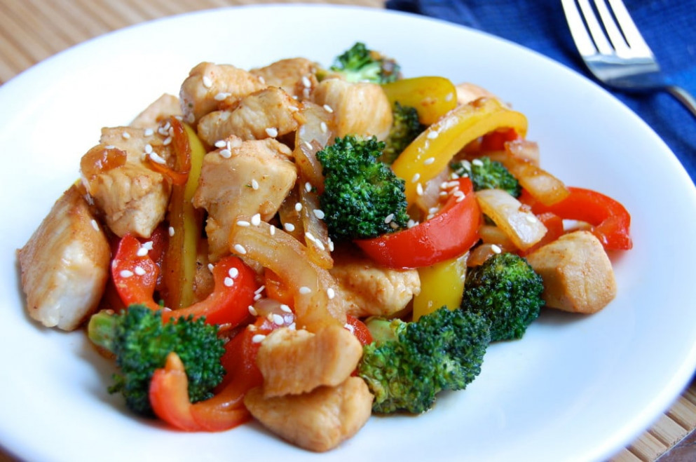 Easy Chicken And Broccoli Stir Fry | Ultimate Paleo Guide