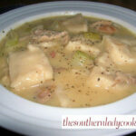 Easy Chicken And Dumplings Just The Way My Grandmother …