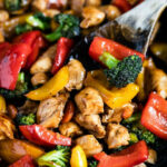 EASY Chicken And Vegetable Stir Fry – I Heart Naptime