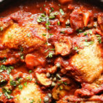 Easy Chicken Cacciatore Recipe – How To Make Best Skillet …