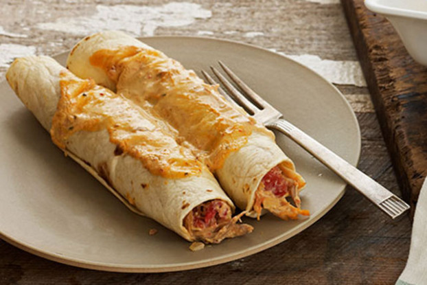 Easy Chicken Enchiladas – Kraft Recipes