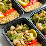 Easy Chicken Meal Prep Bowls: 5 Ways – Smile Sandwich