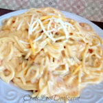 Easy Chicken Spaghetti – On The Stovetop Or CrockPot …