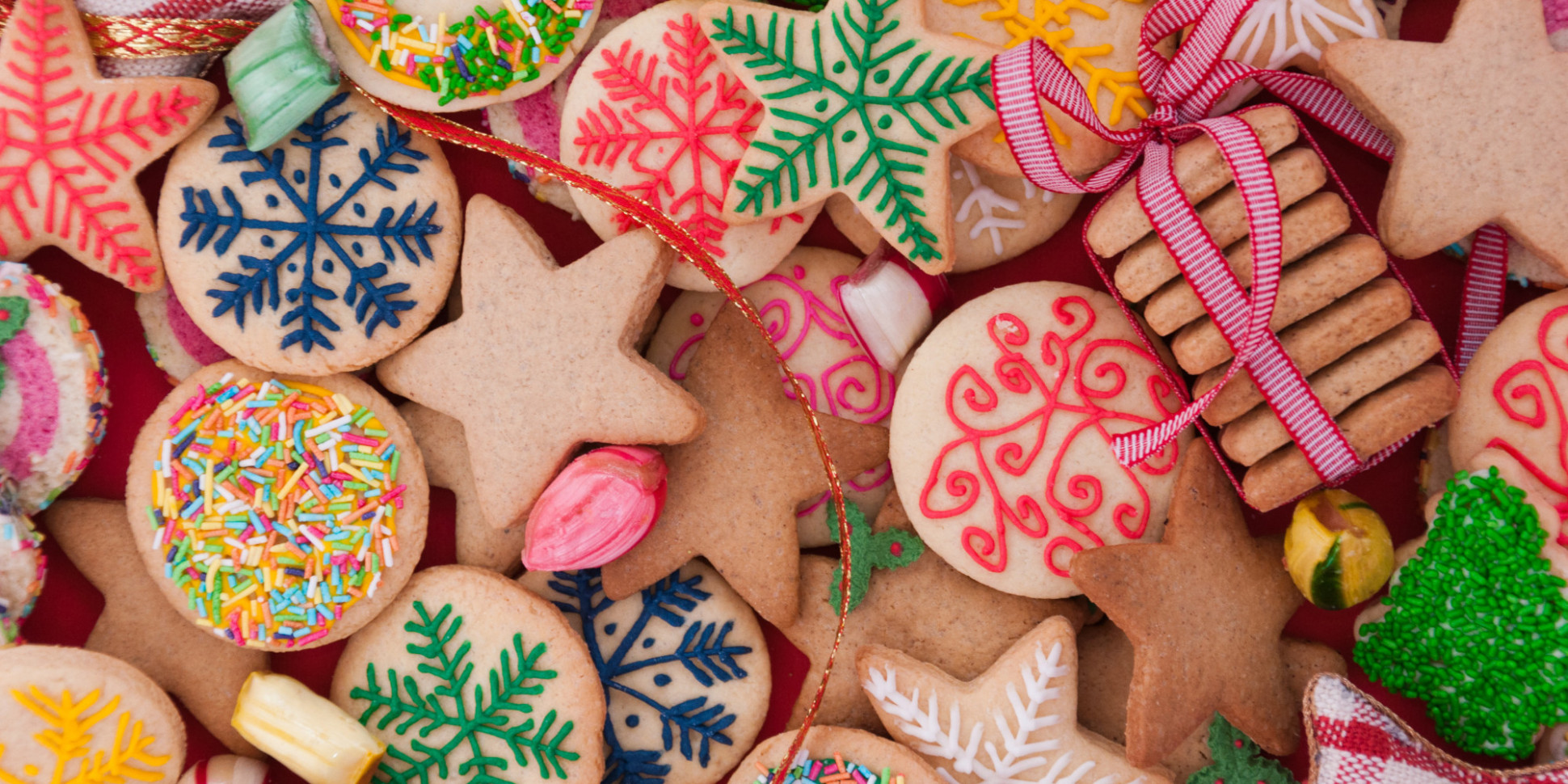 Easy Christmas Cookie Recipes: 20 Cookie Recipes To Last ...