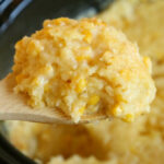 Easy Crock Pot Corn Casserole
