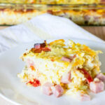 Easy Denver Omelet Hash Brown Casserole – The Wholesome Dish