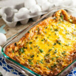 Easy Egg Breakfast Casserole Recipe