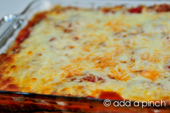 Easy Eggplant Lasagna Recipe – Add A Pinch