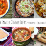 Easy Family Dinner Ideas and Recipes | Miss Information