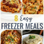 Easy Freezer Meals For New Moms – Grace And Good Eats