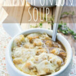 Easy French Onion Soup | Recipe | French Onion Soups …