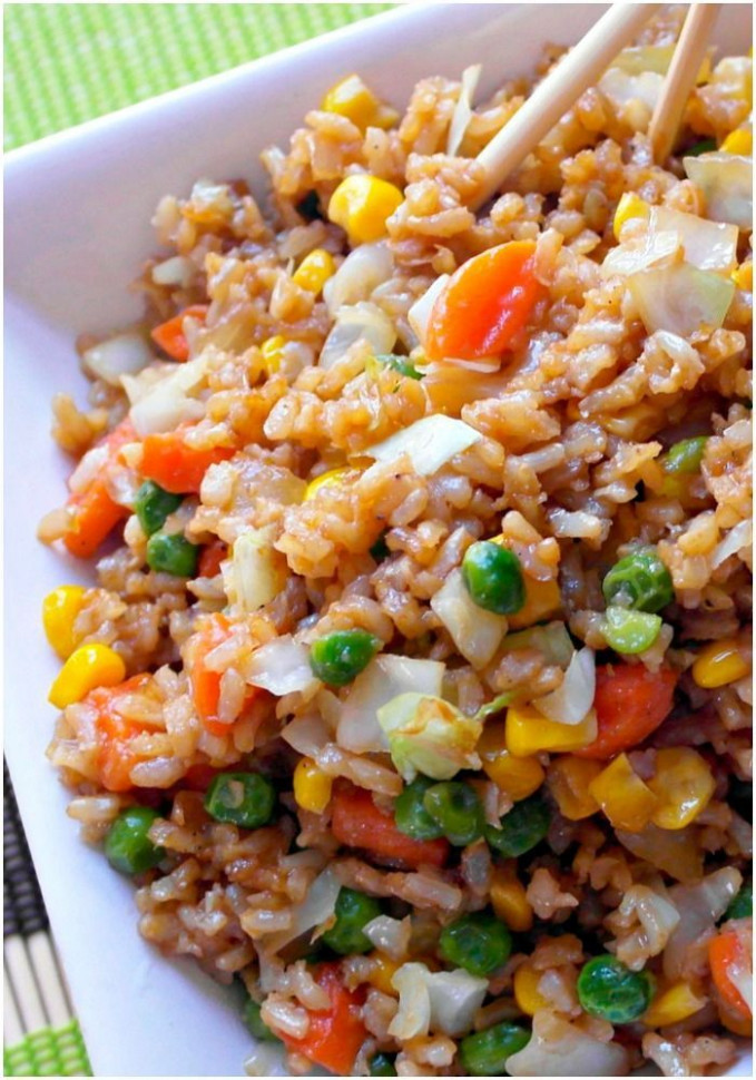 Easy Fried Rice | Recipe | ** EASY DINNER IDEAS ...