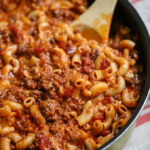 Easy Goulash Recipe With Ketchup
