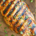 Easy Grilled Chicken   Recipe   Ants, Sauces And Bbq Chicken