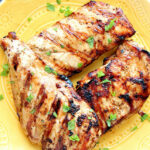 Easy Grilled Chicken Recipe – Crunchy Creamy Sweet