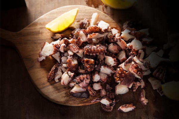 Easy Grilled Octopus Recipe - Chowhound