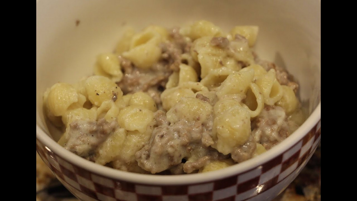 easy ground beef recipes with pasta