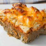 Easy Ground Chicken Casserole – This Is Not Diet Food