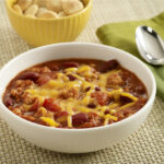 Easy Ground Turkey Chili | Ready Set Eat