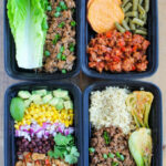 Easy Ground Turkey Meal Prep Bowls: 4 Ways – Smile Sandwich