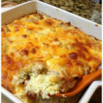 Easy Hash Brown Casserole Recipe - iSaveA2Z.com