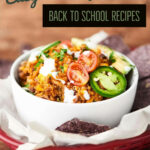 Easy Healthy Back To School Recipes – Show Me The Yummy