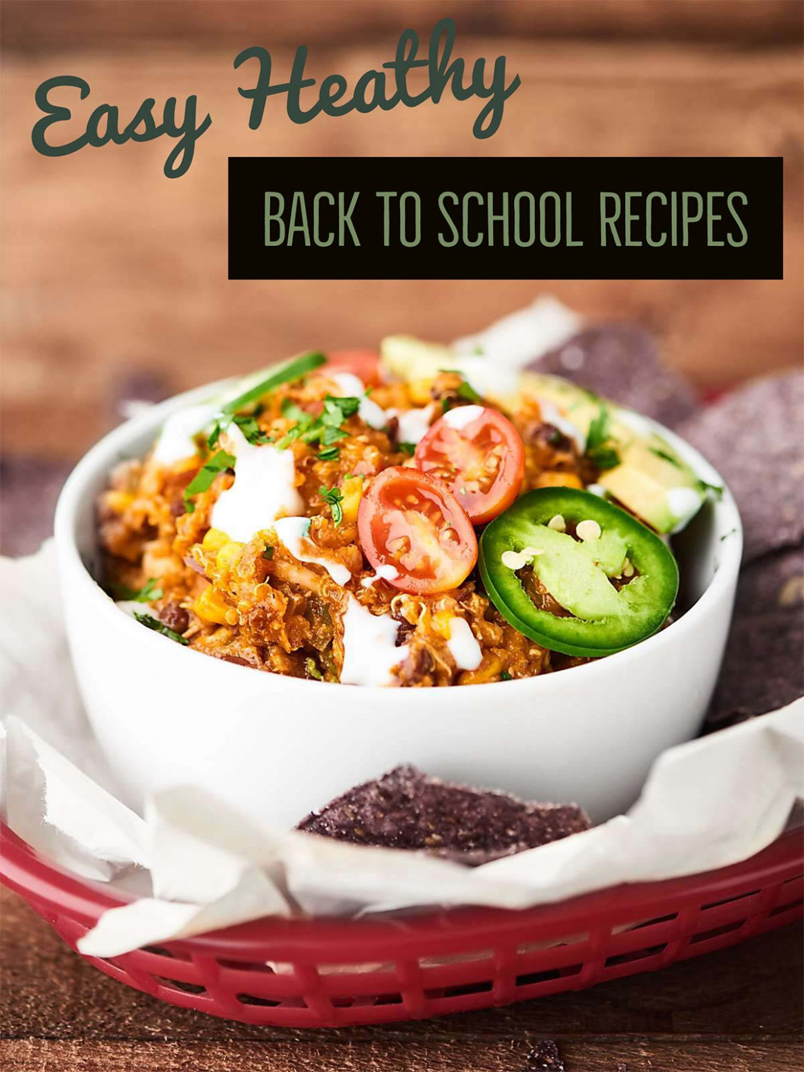 Easy Healthy Back to School Recipes - Show Me the Yummy