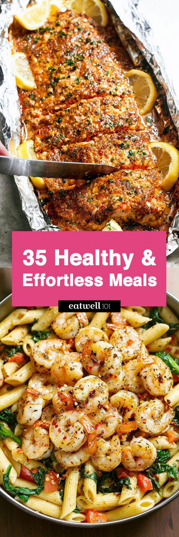 Easy Healthy Dinner Ideas: 9 Low Effort And Healthy Dinner …