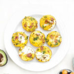 Easy Healthy Egg Muffins – Dietitian Thyme