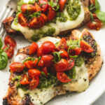 Easy & Healthy Grilled Chicken Margherita – Daily Cooking …