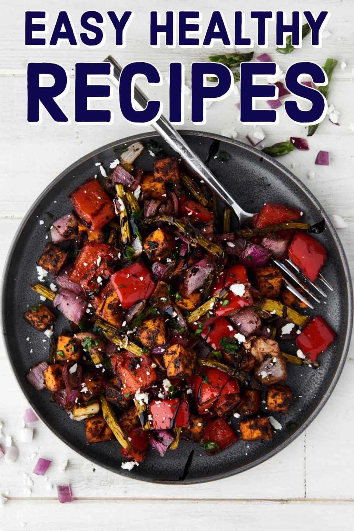 Easy Healthy Recipes 9 - Show Me the Yummy
