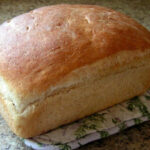 EASY HOMEMADE BREAD – Butter With A Side Of Bread